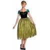 Frozen: Anna Coronation Adult Deluxe Costume